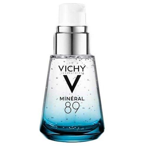 Vichy MINERAL 89 Ежедневный гиалуроновый гель-сыворотка для кожи лица, 30 мл