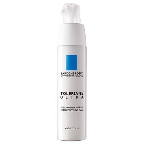 Фото - La Roche-Posay Toleriane Ultra Интенсивный успокаивающий крем для чувствительной и склонной к аллергии кожи лица, 40 мл la roche posay мицеллярная вода для чувствительной и склонной к аллергии кожи лица и глаз ultra reactive 200 мл