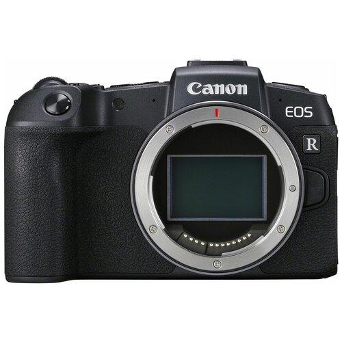 Фотоаппарат Canon EOS RP Body черный Adapter EF-EOS R