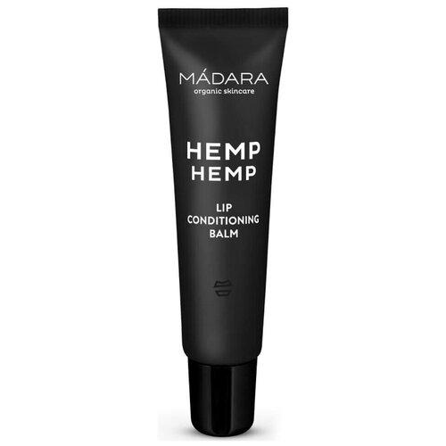 Купить Madara Бальзам для губ Hemp Lip conditioning balm