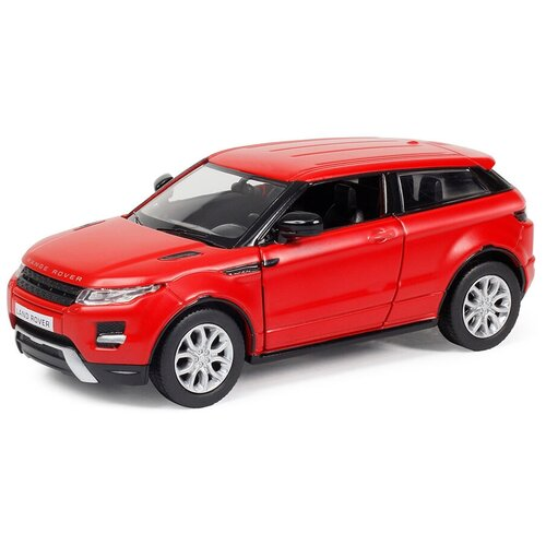 Внедорожник RMZ City Range Rover Evoque (554008M(A)) 1:32, матовый красный