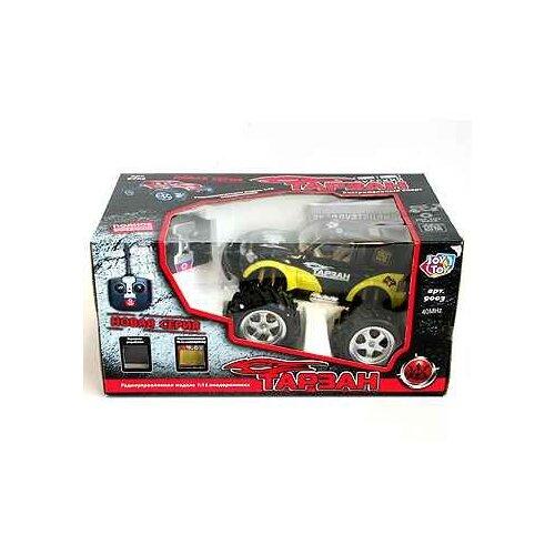 Купить Упр. радио маш.Play Smart BOX 21 18 см. Джип Тарзан арт. 9003, Радиоуправляемые игрушки