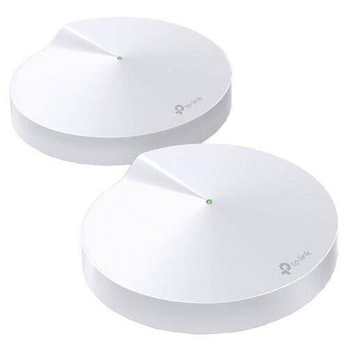 Фото - Wi-Fi Mesh система TP-LINK Deco M5 (2-pack), белый mesh wi fi система tp link deco m5 2 pack