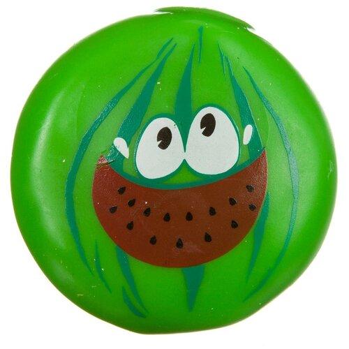 Игрушка-мялка BONDIBON Чудики Арбуз (ВВ3573) зелeный
