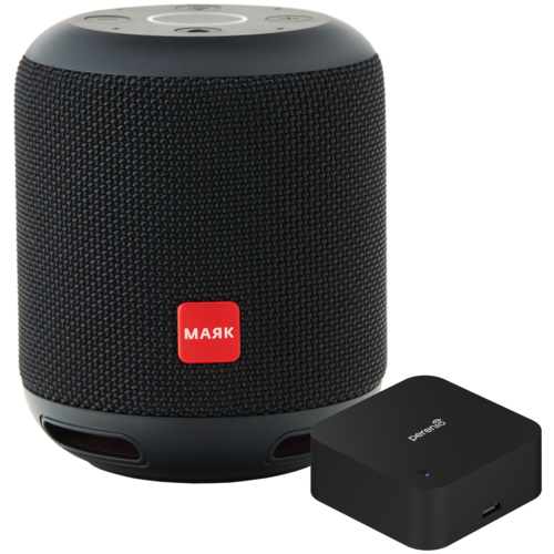 Умная колонка Prestigio Smartmate Маяк Edition, черный