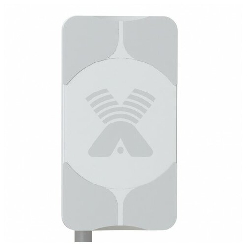 Антенна Agata-2F MIMO 2x2 3G/4G панельная, усиление 15-18 дБ, 75 Ом