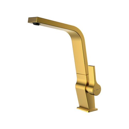 Фото - Смеситель для кухни (мойки) TEKA ICC 915 gold смеситель для кухни мойки teka icc 915 gold