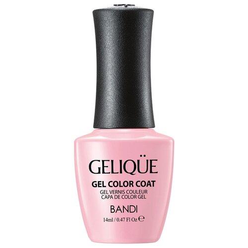 Купить Гель-лак для ногтей BANDI Gelique, 14 мл, 133 Pink Sugar