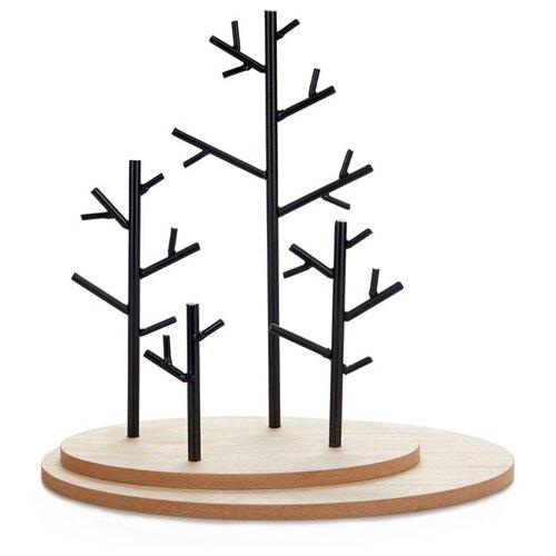Подставка для украшений balvi Autumn, коричневый/черный аксессуары для мебели balvi подставка для украшений unicorn xl