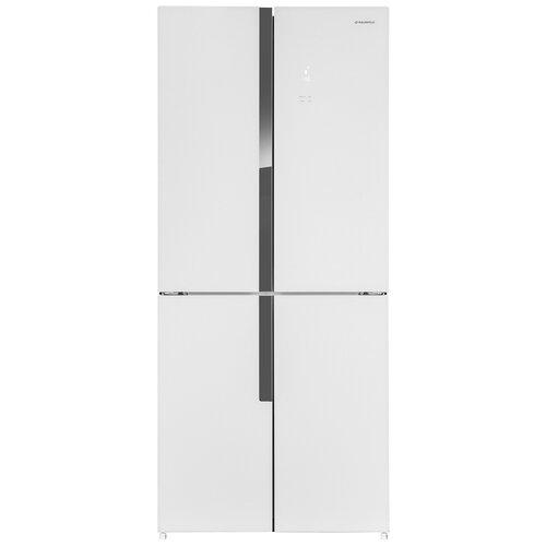 Фото - Холодильник MAUNFELD MFF181NFW холодильник maunfeld mff176sfw