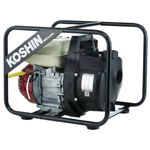 Мотопомпа KOSHIN PGH-50 2.9 л.с. 560 л/мин