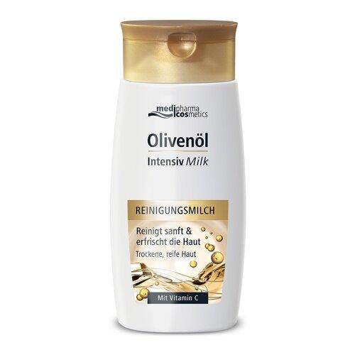 MEDIPHARMA COSMETICS Olivenol очищающее молочко для лица интенсив, 200 мл