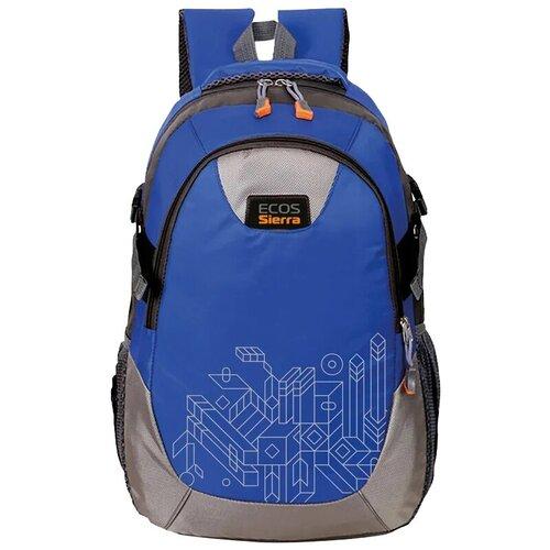 городской рюкзак 18209 синий Городской рюкзак ECOS Sierra, синий