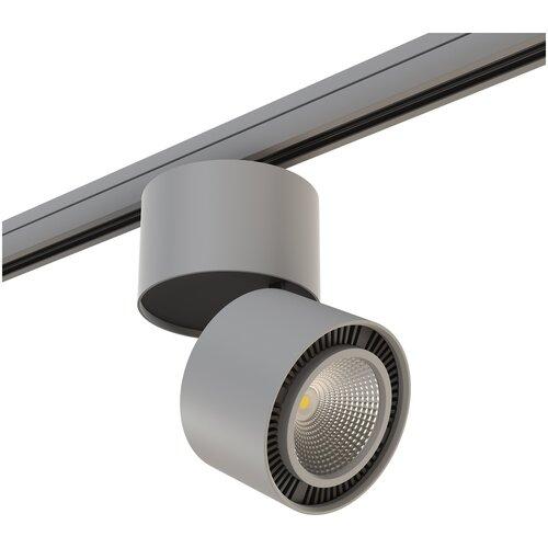 Трековый светильник-спот Lightstar Forte Muro A3T214839 по цене 7 993