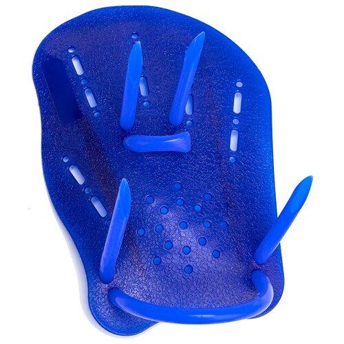 Лопатки для плавания BRADEX SF 0307, синий