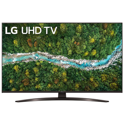 Фото - Телевизор LG 43UP78006LC 43 (2021), черный телевизор lg 70up75006lc 69 5 2021 черный