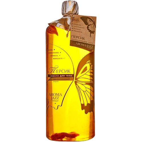 Купить Масло для тела Aroma Jazz Персик, 1000 мл
