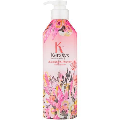 Фото - KeraSys кондиционер для волос Флер, 600 мл kerasys glam stylish perfume кондиционер для волос гламур 600 мл