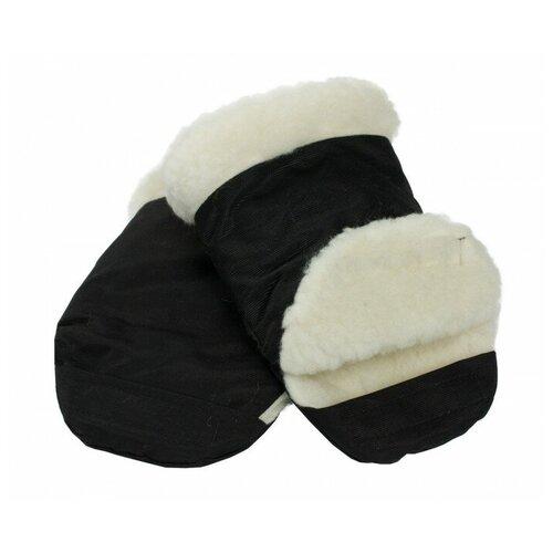 Чудо-Чадо Муфты-рукавички Прайм черный