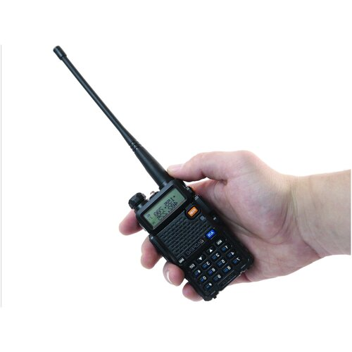 Рация BAOFENG UV-5R - рация baofeng, рация баофенг, рация с аккумулятором, рации москва, портативные радиостанции, рации баофенг в подарочной упаковке