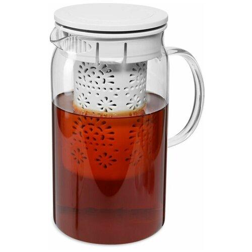 Чайник с ситечком Dosh | Home Grus 1.4 л 500113 недорого