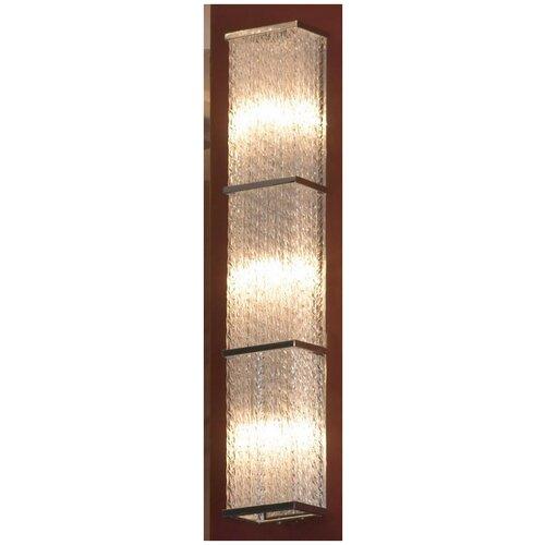 Светильник настенно-потолочный Lussole (серия: LSA-5401) LSA-5401-03 3x40Вт G9 светильник lussole lsa 5401 02 lariano