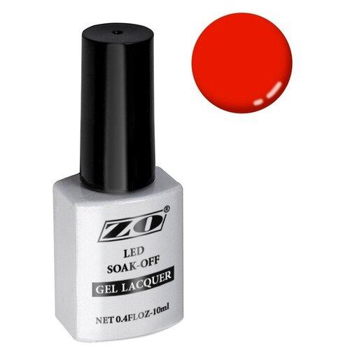 Купить Гель-лак для ногтей ZO mGL, 10 мл, 052 тициановый