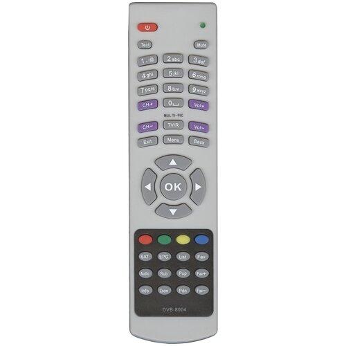 Фото - Пульт Huayu DVB-8004 для ресиверов EUROSKY пульт huayu opentech isb7 va70 для dvb ресиверов нтв
