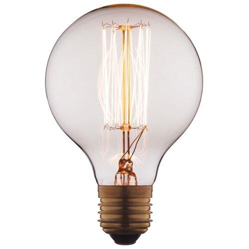 Лампочка накаливания Loft it Edison Bulb G8040 E27 40W