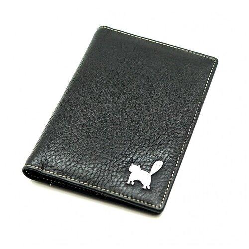 Женская кожаная обложка для паспорта Sergio Valentini СВ 8037-005/2