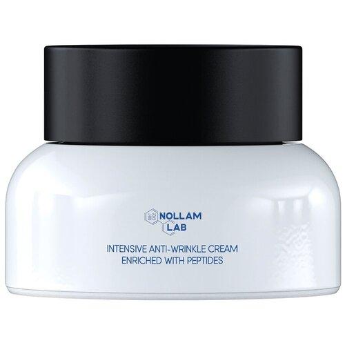 Купить Nollam Lab Intensive Anti-wrinkle Cream Интенсивный крем для лица против морщин, обогащенный пептидами, 50 мл