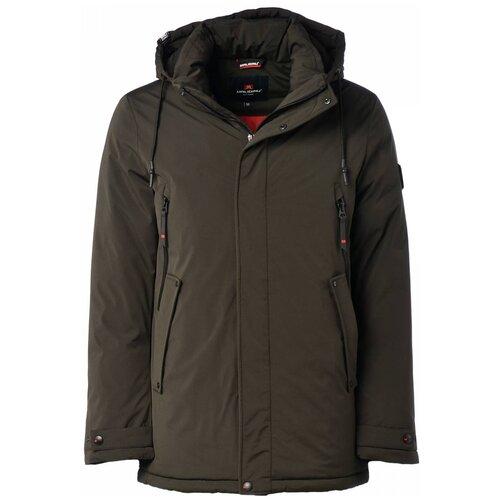 Зимняя куртка мужская MALIDINU 21005 (Хаки 608/54)
