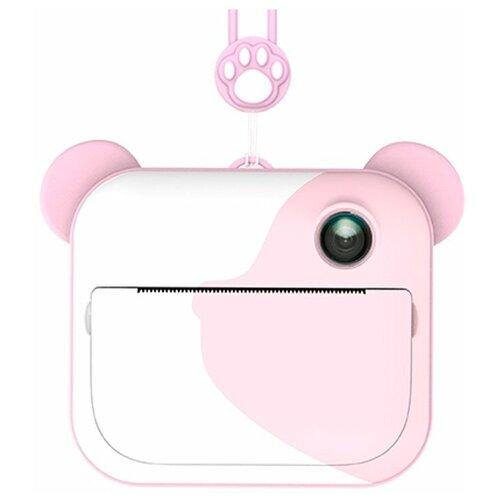 Фото - Фотоаппарат моментальной печати Lumicube DK04, pink фотоаппарат моментальной печати canon zoemini s розовое золото