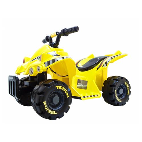 детский электроквадроцикл Детский электроквадроцикл Jiajia 8070390-yellow