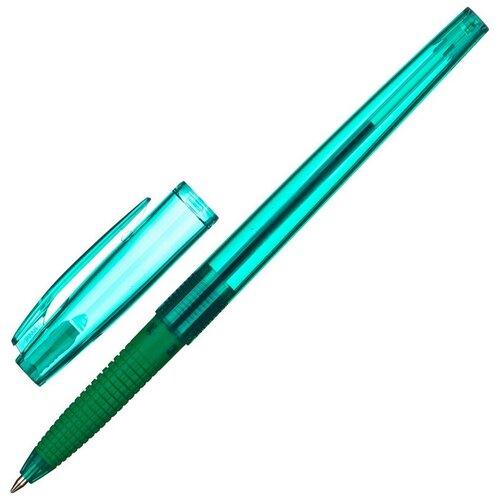 Купить Ручка шариковая PILOT Super Grip G BPS-GG-F-G резин.манжет. зеленая 0, 22мм 3 штуки, Ручки