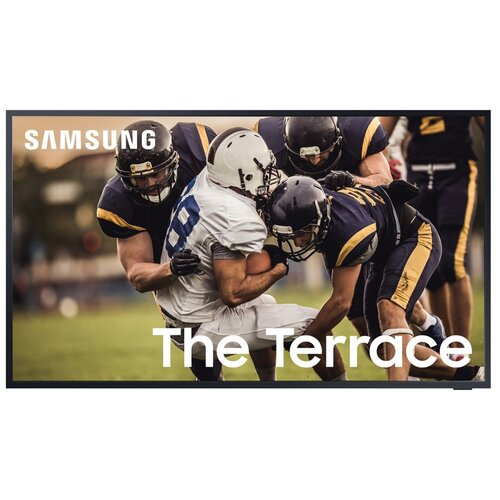 Фото - Телевизор QLED Samsung The Terrace QE75LST7TAU 75 (2021), черный титан телевизор qled samsung qe55q700tau 55 2020 черный титан