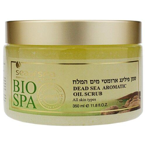 Купить Скраб для тела Bio Spa с ароматом Яблока и минералами Мертвого моря dead sea cosmetics (Израиль), 350 мл, Sea of Spa