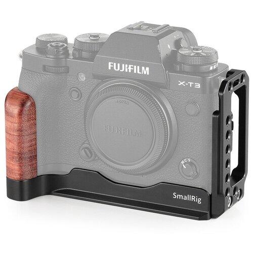 Фото - Площадка SmallRig 2253 L-Bracket для Fujifilm X-T3 / X-T2 батарейная ручка fujifilm vg xt3 для x t3