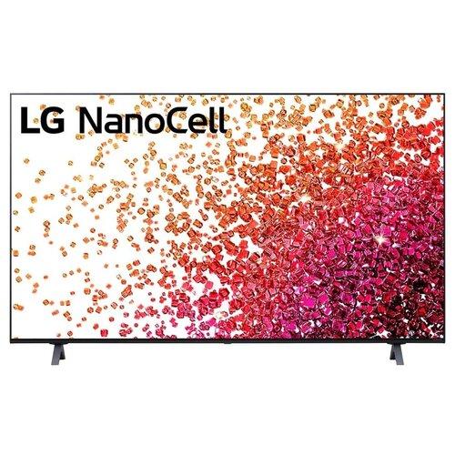 """Телевизор NanoCell LG 55NANO756PA 55"""" черный"""