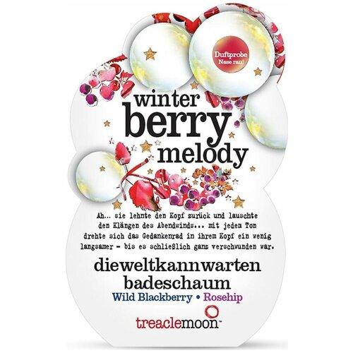 Treaclemoon Пена для ванны Winter Berry Melody, 80 г  - Купить