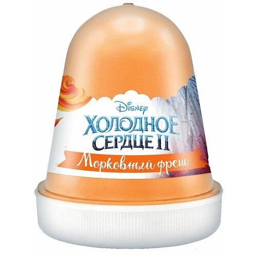 Лизун Monster's Slime Disney Kiki Fluffy Морковный фреш оранжевый недорого