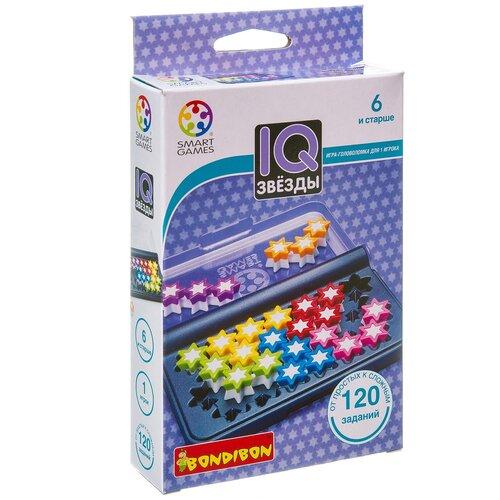Головоломка BONDIBON Smart Games IQ-Звёзды (ВВ3066) головоломка bondibon smart games iq конфетки вв1353