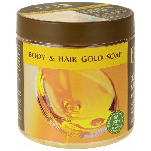 Мыло EO Laboratorie для тела и волос Золотое, 450 мл