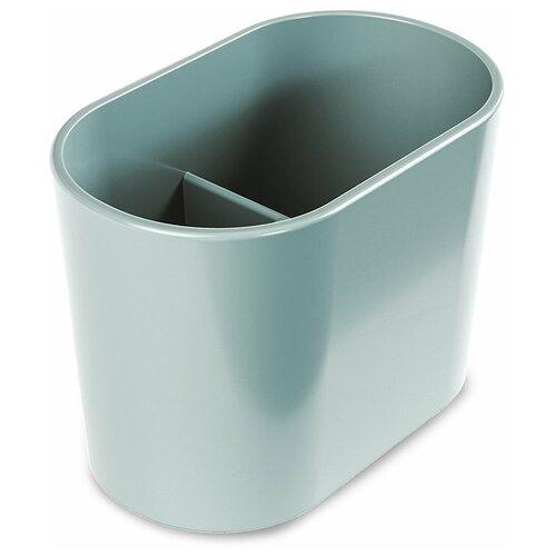 Фото - Стакан для зубных щеток Umbra Step, голубой стакан для зубных щеток touch 10х10х8 см серый 023271 918 umbra
