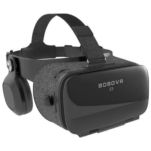 Очки виртуальной реальности для смартфона BOBOVR Z5 2018, черный