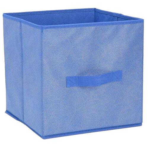 доляна короб для хранения с крышкой 30 х 28 х 15 см фабьен Доляна Короб для хранения 27 х 27 х 27 см фабьен