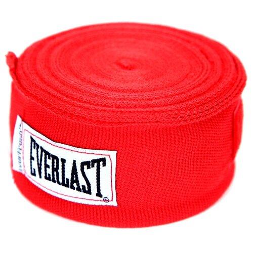 Кистевые бинты Everlast 4456 красный
