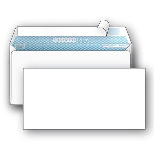 Купить Конверт PACKPOST BusinessPost DL/E65 (110 х 220 мм) 50 шт., Конверты