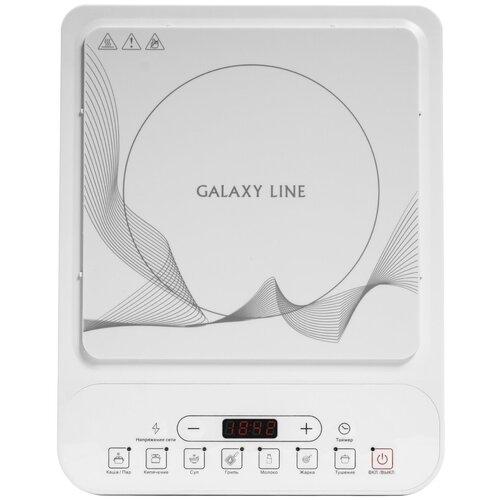 Индукционная плитка GALAXY LINE GL 3060 БЕЛАЯ недорого
