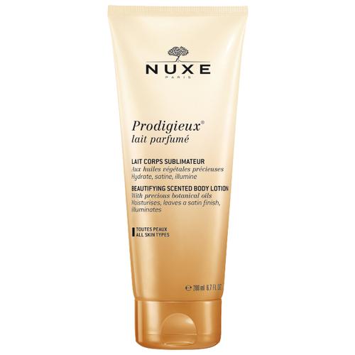 Купить Молочко для тела Nuxe Парфюмированное Prodigieux Lait Parfumé, 200 мл
